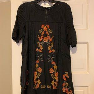 Free People XS Perfectly Victorian Dress